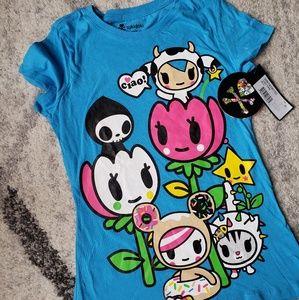 Tokidoki brand Womens t-shirt